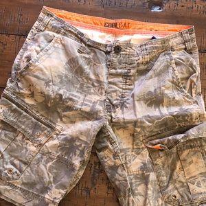 Mens Cargo shorts. Size 31. COOLCAT